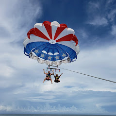 Best and Highest Parasailing in Englewood Beach Fl. 1200ft ...